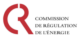 Logo Commission de la régulation de l'énergie