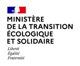Logo ministère de la transition écologique et solidaire